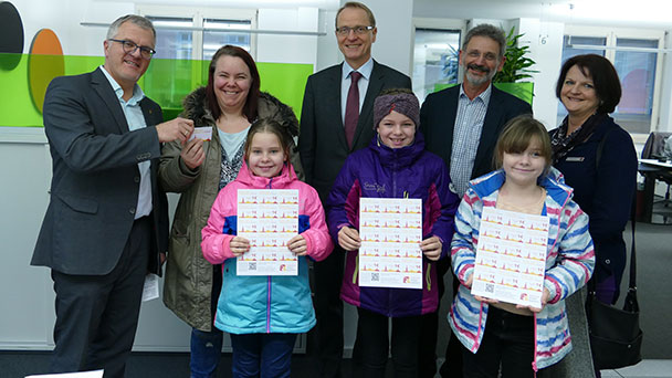 Rastatt führt Kinder- und Familienkarte ein - Startguthaben pro Karte von 15 Euro