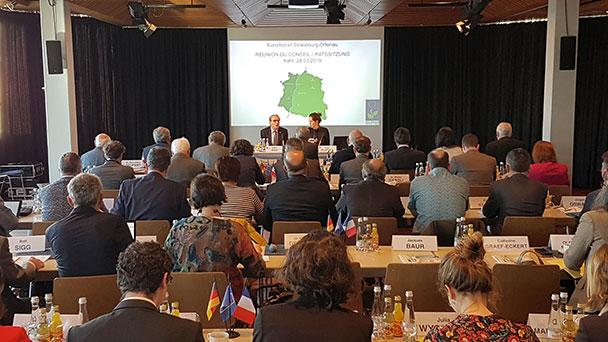 """Besorgnis in Strasbourg – Oberbürgermeister Roland Ries: """"Resolution zur Erhaltung des Sitzes des Europäischen Parlaments in Straßburg"""""""