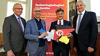 TechnologieRegion Karlsruhe mit neuem elsässischem Gesellschafter – Viel Karlsruhe und wenig Baden-Baden