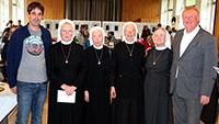 Vinzenz-Schwestern besuchen Begegnungszentrum – Strahlende Gesichter über neue Verwendung von Schwesternwohnheim