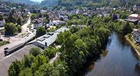 """Murg soll frei erlebbar sein - Gernsbacher Gemeinderat beschließt Großprojekt """"Pfleiderer"""" - Firmengruppe Krause als möglicher Projektträger"""