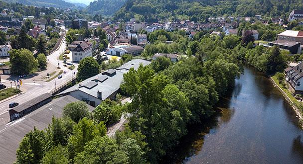 """Gernsbach mit gutem Beispiel für Baden-Badener Baupolitik - """"Nutzungsmix, so wie wir es uns wünschen könnte mit dem Investor Krause realisiert werden"""""""