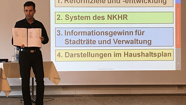 Gernsbacher Stadträte nahmen sich Zeit für komplexe Themen - Klausur in Bad Herrenalb