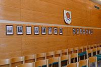 Drei Neue in der Ehrenbürgergalerie in Gernsbach – Ein Lehrer, ein Markgraf und ein Pfarrer