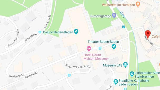 """Leserbrief """"Meine Meinung"""" zu """"Überlegungen für autofreie Innenstadt Baden-Baden - Von Festspielhaus bis Augustaplatz"""" – Wer Visionen hat, sollte seinen Arzt oder Apotheker fragen!"""