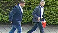 Karlsruher Polizei veröffentlicht Fahndungsfoto – Nach bewaffnetem Raubüberfall auf älteres Ehepaar in ihrem Wohnhaus