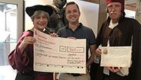 """Gernsbach mit später Buße zum 800 Jahre Stadtjubiläumsfest – Spende von """"Einnahmen aus Ablasshandel"""""""
