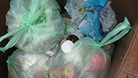 Keine Disziplin in Bühl – Plastiktüten in jeder fünften Biotonne