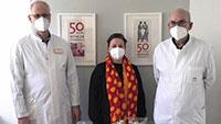 Personalie Klinikum Mittelbaden – Bühler Chefarzt verabschiedet