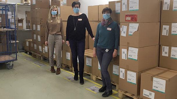 Corona bleibt für den Einkauf im Klinikum Mittelbaden eine Herausforderung – Medizinische Handschuhe schwer zu bekommen