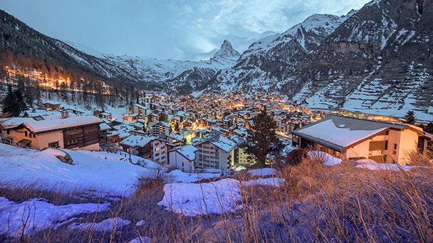 """Gemeindepräsidentin von Zermatt macht Baden-Baden Mut - Autofrei, aber """"the most walking place in the world"""" - goodnews4-Interview mit Romy Biner-Hauser"""