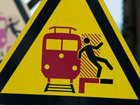 Gernsbacher Altstadtfest - Gefahren auf Bahnanlagen