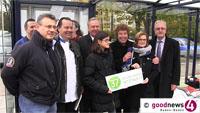 Strom gespart, Geld gespart - Infostand in Bürgerbüro und Jobcenter
