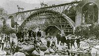 Romantische Eisenbahnzeiten vor 150 Jahren – Murgtalbahn von Rastatt bis Gernsbach – Kreisarchivar Martin Walter referiert im Museum
