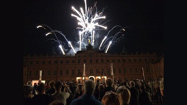 Rastatt macht Baden-Baden Konkurrenz – Großes Feuerwerk und Schlossbeleuchtung beim Internationalen Stadtfest