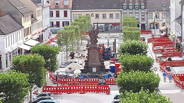 Kaiser-Baustelle soll endlich fertig werden – Großes Fest Ende Oktober