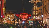 Auch in Rastatt landen schon die Weihnachtsengel – Bürgermeister Pfitzmann eröffnet am Montag Weihnachtsmarkt