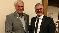 Ehemaliger SPD-Landtagsabgeordneter Gunter Kaufmann wird Ehrenbürger von Rastatt - OB Pütsch lädt auch zum Neujahrsempfang