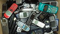 Existenz der Gorillas retten mit alten Handys - Schon 3.000 Althandys in Rastatt gesammelt