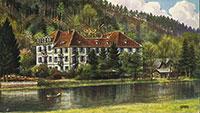 Gernsbach besinnt sich auf 800-jährige Geschichte – Kur- und Badeort vor dem Ersten Weltkrieg