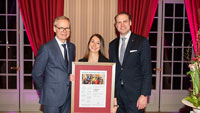 Baden-Badenerin Verena Kunz erhält Alfred-Brenner-Stipendium 2020 – Intensivkurs an internationaler Barkeeper-Schulen