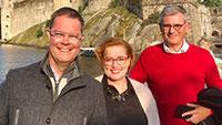 Rastatter Landrat auf Dienstreise in Finnland – Deutsch-finnischer Austausch auch zum Klimawandel