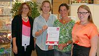 Gernsbach erhält Qualitätscheck für Tourismus – Auszeichnung für Tourist-Info der Stadt