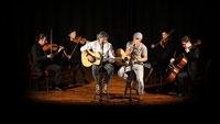 Nostalgie im Baden-Badener Kurhaus – Duo Graceland erinnert an Simon & Garfunkel