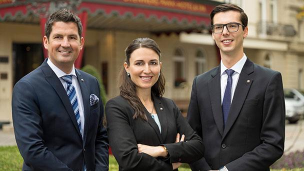 Personalie aus dem Brenners Park-Hotel – Drei neue Führungsmitarbeiter eingestellt – Wiedereröffnung voraussichtlich im Dezember
