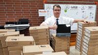 """Über 1.000 mobile Endgeräte für Schulen im Landkreis Rastatt – """"Kein Tag zu früh"""""""