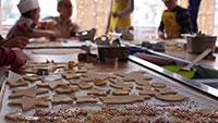 Backen und Nähen auf Adventsmarkt – Bitte um Anmeldung