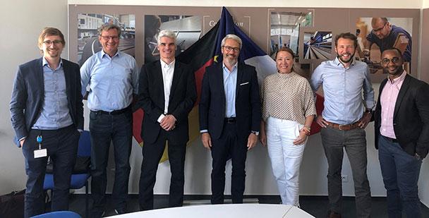 Elsass wird Modellregion für erneuerbare Energie – Badenova und Tryba planen neue Ära nach AKW Fessenheim