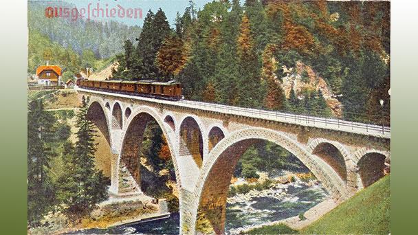 Badische Heimat: Vortrag über die Geschichte der Murgtalbahn am Mittwoch