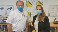 Spannende deutsch-französische Doktorarbeit – Elsässerin Christelle Bindseil an der Klinik Baden-Baden-Balg