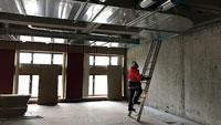 Modernisierung der Stadthalle – Lösungen für erste kritische Punkte