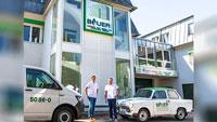 """Baden-Badener Unternehmen gewährt Einblicke – Führungsduo Stephan Bauer und Jürgen Keller: """"Trotz allem hatten wir Vollbeschäftigung"""""""