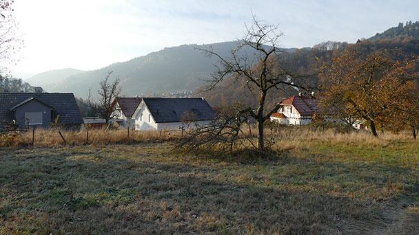 Gernsbach mit Baulandstudie - Grundlage für weitere Baulandentwicklung