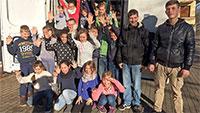 Begeisterung bei Spendenaktion der Grundschule Kartung-Winden