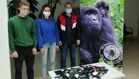 """Jubiläum der Hilfsaktion in Rastatt – 10 Jahre """"Althandys retten Berggorillas"""""""