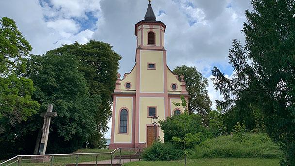 Führung für zehn Personen durch Bernharduskirche – Älteste Pfarrkirche Rastatts
