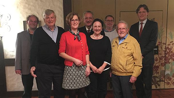 Neuer Vorstand im CDU Stadtbezirksverband – 24 von 27 Stimmen für Anemone Bippes