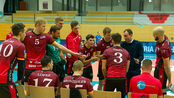 Volleyball-Bundesliga in Bühl ohne Zuschauer – Bisons auch im November mit Geisterspielen