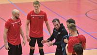 Endlich dürfen die Bisons spielen – Verspäteter Bundesliga-Auftakt für Bühler Volleyballer auswärts in Lüneburg
