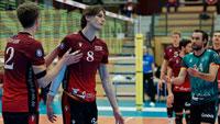 Bisons mit Chance auf Playoffs in Volleyball-Bundesliga – Sechs-Punkte-Spiel in Bühl