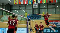 Bundesligisten-Viertelfinale in Bühl – DVV-Pokal gegen United Volleys Frankfurt
