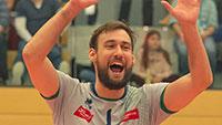 Österreichischer Nationalspieler kommt nach Bühl - Publikumsliebling Florian Ringseis schon 2012 bei den Bisons