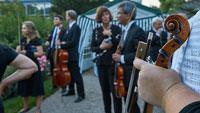 Philharmonie beendet Saison – Letztes Konzert auf Bühne des Weinbrennersaals