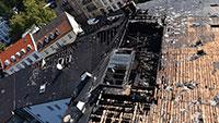 """Staatsanwaltschaft Baden-Baden ermittelt wegen Brandstiftung – """"Feuer an unterschiedlichen Stellen"""" im Badischen Hof – Kritik am Warnsystem des Rathauses"""