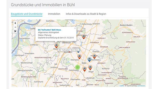 Stadt Bühl verkauft Wohnbau-Grundstücke – Verkauf startet am Montag