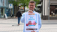 Gratis-Eis zum Lockdown-Ende in Bühl – Gutschein-Aktion der Bühler Einzelhändler